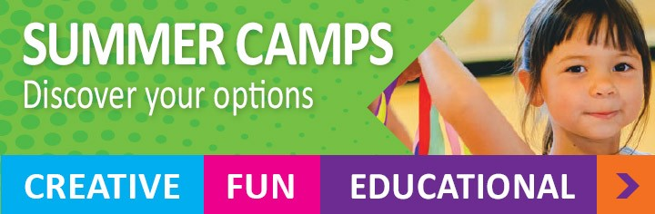 Link to Summer Camps. Discover your options. Creative, fun and educational.