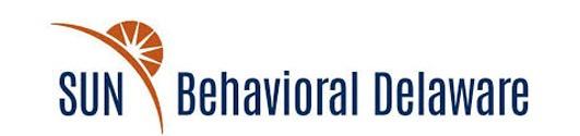 SUN Behavioral Delaware Logo.