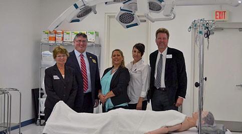 Delaware Tech Hosts National Surgical Technologist Group Program Coordinator Named President Delaware Technical Community College