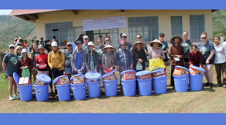 vietnam community service project