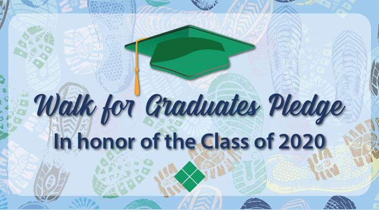 Walk for Graduates 2020