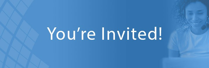 You're Invited.