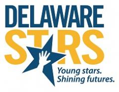 Delaware Stars Young Stars. Shining futures logo