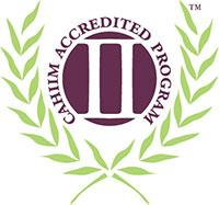 Link to CAHIIM accreditation website