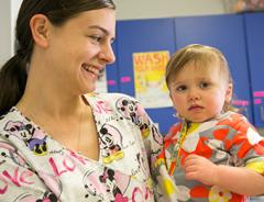 The Early Childhood Studies diploma is designed to educate early childhood professionals in curriculum development, implementation, and classroom management.