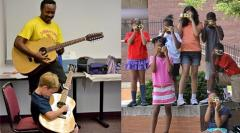 Guitar and Photography Camps