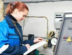 Electronics Engineering Technology Instrumentation Certificate student