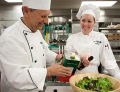 If you have a love and a passion for food, Delaware Tech can prepare you for a successful career in food service management.